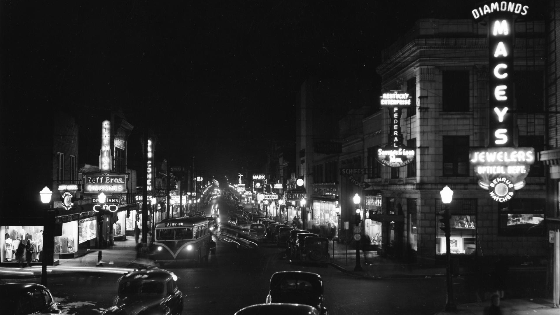 Newport, Kentucky, 1946. (Credit: Betz-Marsh Studio/Cincinnati Museum Center/Getty Images)