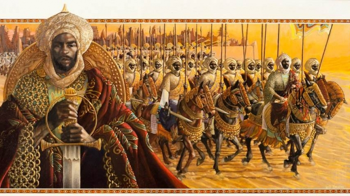 Mansa Musa, King of Mali. (Credit: HistoryNmoor/Wikimedia Commons/CC BY-SA 4.0)