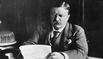 Teddy Roosevelt's Bold (But Doomed) Battle to Change American Spelling