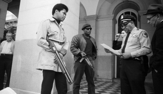 How the Black Panthers Inspired California's Strict Gun Laws