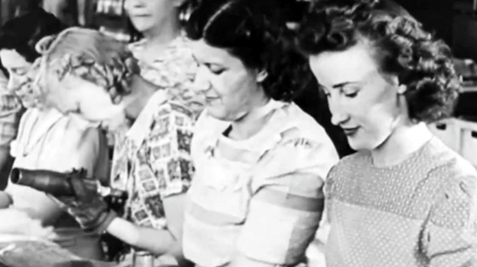 Wartime Propaganda Helped Recruit The Hidden Army Of Women To
