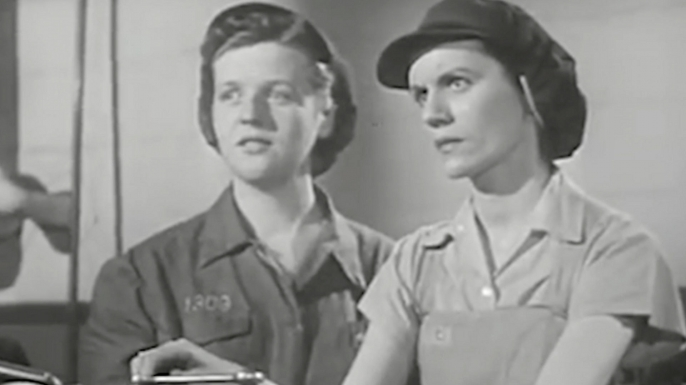 women in the work force during and From 1941 to 1945, more than 200,000 women served in the united states military, while over six million flooded the american workforce furthermore, countless women—single and married—supported the allied war effort through activities like civic campaigning and rationing.