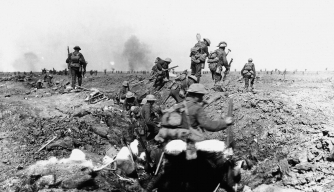 Life in the Trenches of World War I