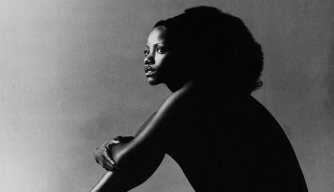 Singer and actress Melba Moore, photographed for Vogue 1971. (Credit: Jack Robinson/Condé Nast via Getty Images)