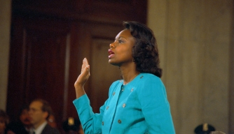 How Anita Hill's Confirmation Hearing Testimony Brought Workplace Sexual Harassment to Light