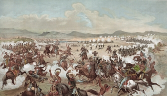 New Study Debunks Tales of Mass Suicide at Custer's Last Stand