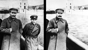 Photo Retouching Was Deadly Business in Stalin's USSR