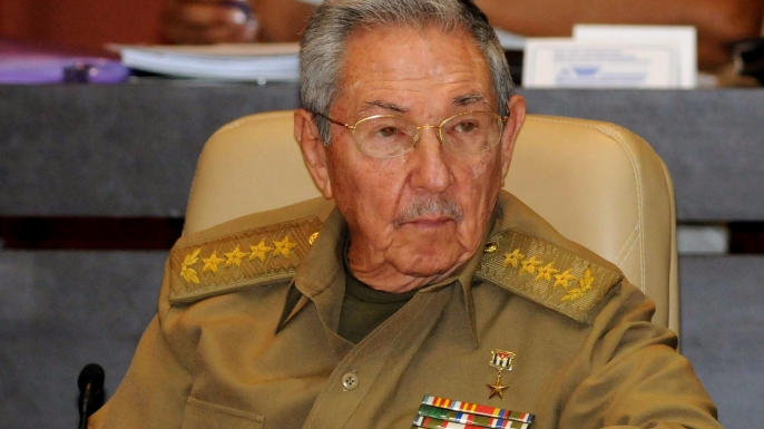 Cuban President Raul Castro, 2017. Raul Castro, pictured in this 2017 photo, announced that he will leave office in April 2018. (Credit: Prensa Latina Xinhua/ Eyevine/Redux)