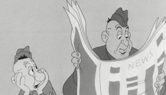 This WWII Cartoon Taught Soldiers How to Avoid Certain Death