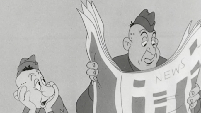 This Wwii Cartoon Taught Soldiers How To Avoid Certain