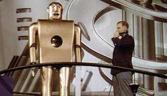 A Smoking Robot Ruled the 1939 World's Fair