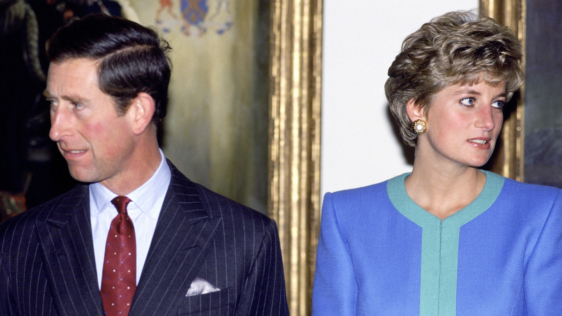 The Prince and Princess of Wales during a visit to Canada. (Credit: Tim Graham/Getty Images)