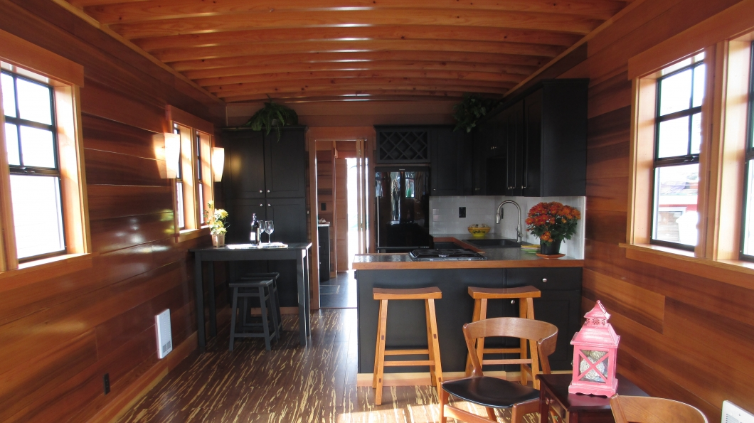 Houseboat Interiors Home Design
