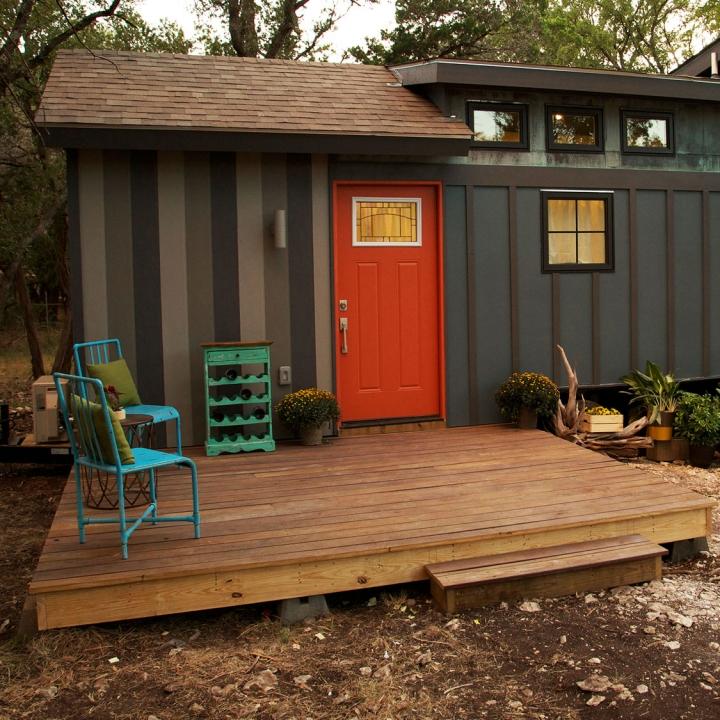 Tiny Home Designs: Tiny House Tour: Ohana House